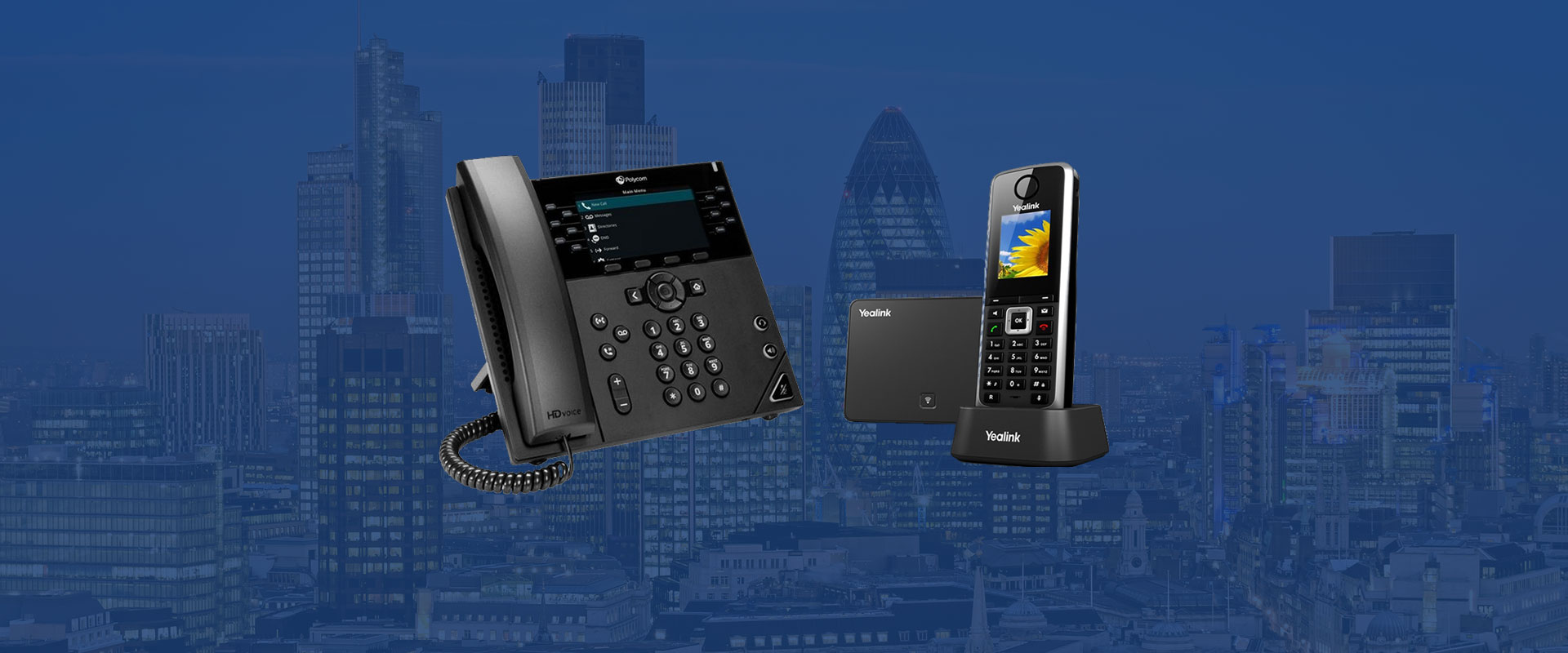 Free Telephone System - Free Calls, Handsets and Installation